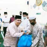 Safari Ramdhan, Bupati dan Wakil Bupati Anambas Sambangi Desa Air Asuk Siantan Tengah