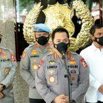 Kapolri Perintahkan Satgas Nemangkawi Tumpas Habis KKB Papua