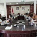 Bupati Surya Terima Kunjungan Wakil Ketua KPK RI