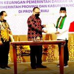 Bupati Zukri Inginkan Keuangan Daerah Dapat di Pertanggungjawabkan