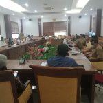 Komisi I DPRD Batam Gelar RDP Dengan Pihak Kecamatan Sagulung dan Kelurahan, Terkait Kewenangan LPM dan BKM Dalam Pelaksanaan PSPK
