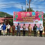 Wabup Anambas Pimpin Apel Gelar Pasukan Operasi Ketupat Seligi 2021