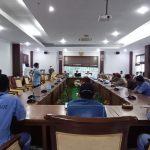 Sejumlah Karyawan PT. SMOE PHK Sepihak Suarakan Tuntutannya Lewat RDPU