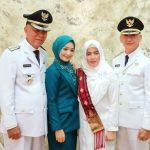 Bupati dan Wakil Bupati Natuna Resmi Dilantik Gubernur Kepri Ansar Ahmad