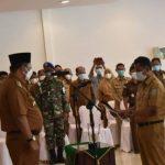 Bupati Haris Lantik Pimpinan Tinggi Pratama, Administrator dan Fungsional