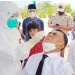 Memasuki Hari Pertama Kerja Bupati dan Wakil Bupati Natuna Gelar Rakor Penanganan Covid 19
