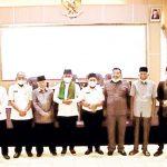 Bupati Pelelawan Zukri Gelar Forum Diskusi Publik RPJMD 2021-2026