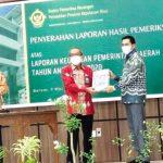 Pemda Natuna Kembali Raih WTP, Hasil Pemeriksaan BPK RI Terhadap LKPD Pemda Natuna