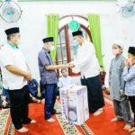 Tim Safari Ramadhan Pemkab Asahan Sambangi Mesjid Al-Hadil Haq