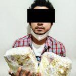 Dua Pria Miliki Sabu Diamankan Dit Resnarkoba Polda Kepri
