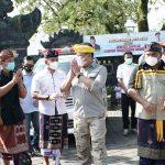 Ketua MPR RI Bambang Soesatyo Apresiasi ProgramJembrana Kembali Jaya