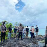 Gabungan TNI, Polri dan Satpol PP Kepulauan Anambas Gelar Pengamanan Obyek Wisata