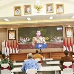 Bupati Zahir Bersama Forkompimda Hadiri Rapat Koordinasi Dengan Presiden RI