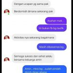 Facebook Palsu Gunakan Profil Taufik Zainal Abidin Wakil Bupati Asahan