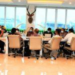 Terima Masyarakat Adat Danau Toba, Ketua MPR RI Desak Pemerintah Cabut Izin Konsensi Penggunaan Lahan PTToba Pulp Lestari