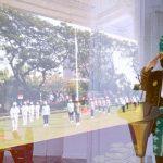 Jokowi Peringati Hari Lahir Pancasila secara Virtual di Istana Bogor