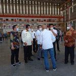 Menko Perekonomian dan Menteri Perindustrian Tiba di Batam Disambut Kepala BP Batam