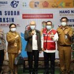 BUBU Hang Nadim Batam Fasilitasi Vaksinasi Covid-19 untuk Stakeholders