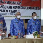 Bupati Asahan Surya Buka Pertemuan Penyusunan GDPK Kabupaten Asahan