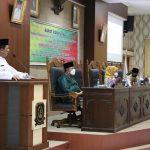Peringati Hari Jadi Ke-13, DPRD dan Bupati Anambas Gelar Rapat Paripurna Bahas 4 Arah Kebijakan Pembangunan