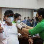 Kejar Target Vaksinasi 70% di Akhir Juni, BP Batam Gelar Program Vaksinasi C-19 Yang Kedua