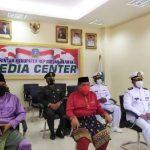 Wakil Bupati Anambas Hadiri Upacara Hari Lahir Pancasila Secara Virtual