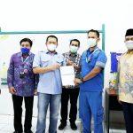 Ketua MPR RI Bamsoet Ajak Swasta Sukseskan Program Vaksinasi Gotong Royong