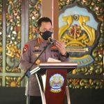 Panglima TNI dan Kapolri Ajak Tokoh Agama Tekan Covid-19 di Bangkalan