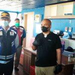 DPRD Natuna Dan Pemkab Natuna Pantau Penerapan Prokes Penumpang Kapal