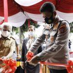 Bupati Surya Resmikan Gedung Endra Dharmalaksana Sie Propam Polres Asahan