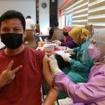 Bright PLN Batam Laksanakan Vaksinasi Covid-19 Dosis Kedua