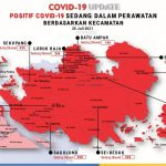 Update Kasus Covid-19 Batam, Rabu 21 Juli 2021, 262 Orang Positif, 569 Sembuh