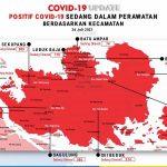 Update Kasus Covid-19 Batam, Senin 26 Juli 2021, 253 Orang Positif, 460 Sembuh